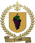 VENOIT Family Crest
