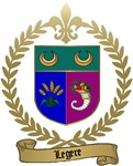 LEGERE Family Crest