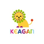 Keagan Loves Lions