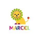 Marcel Loves Lions