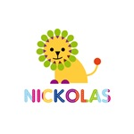 Nickolas Loves Lions