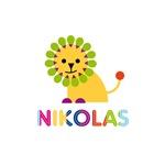 Nikolas Loves Lions