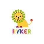 Ryker Loves Lions