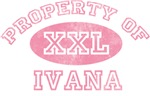 Property of Ivana