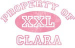 Property of Clara