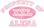 Property of Alena