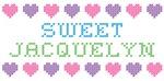 Sweet JACQUELYN