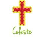 Celeste Bubble Cross