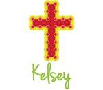 Kelsey Bubble Cross