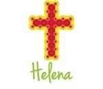 Helena Bubble Cross