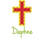 Daphne Bubble Cross