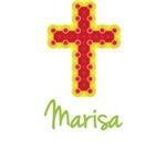 Marisa Bubble Cross