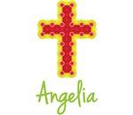 Angelia Bubble Cross