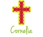 Cornelia Bubble Cross