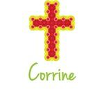 Corrine Bubble Cross