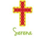 Serena Bubble Cross