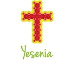 Yesenia Bubble Cross