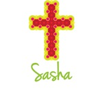 Sasha Bubble Cross