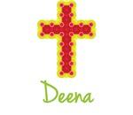 Deena Bubble Cross