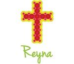 Reyna Bubble Cross