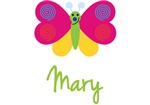 Mary The Butterfly