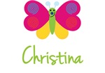 Christina The Butterfly