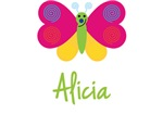 Alicia The Butterfly
