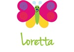 Loretta The Butterfly