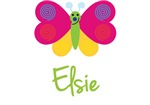 Elsie The Butterfly