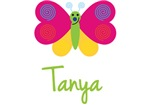 Tanya The Butterfly
