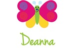 Deanna The Butterfly