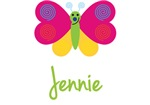 Jennie The Butterfly