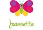 Jeannette The Butterfly