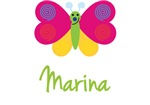 Marina The Butterfly