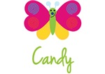 Candy The Butterfly