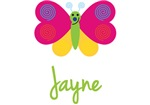 Jayne The Butterfly