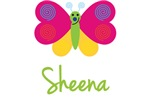Sheena The Butterfly