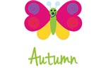 Autumn The Butterfly