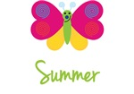 Summer The Butterfly