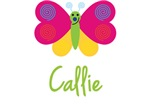 Callie The Butterfly