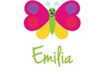 Emilia The Butterfly