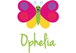 Ophelia The Butterfly