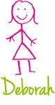 Deborah The Stick Girl