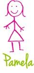 Pamela The Stick Girl