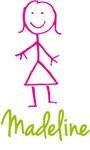 Madeline The Stick Girl