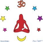 Yoga Girl (Red)