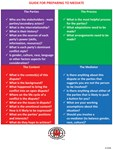 Guide for Preparing to Mediate