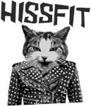 Hissfit Rebel Misfit Kitty Cat