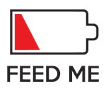 Feed Me Low Power Battery