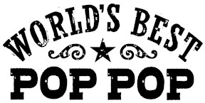 World's Best Pop Pop t-shirts